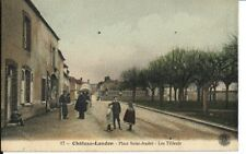 (S-79465) FRANCE - 77 - CHATEAU LANDON CPA