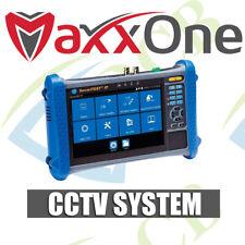 Maxxone M1A-IPC-010 Universal Camera IPC Tester CCTV Monitor