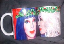 Cher 2018 Christmas White Mug 11oz Brand New!