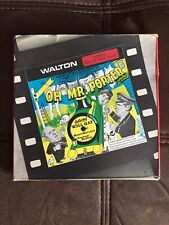 Super 8 Film Movie Reel - OH MR PORTER - Starring Will Hay