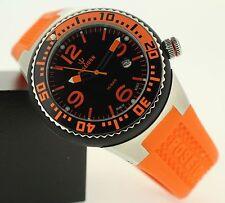 Unisex Quarz - (Batterie) Armbanduhren im Taucher-Stil mit Drehlünette