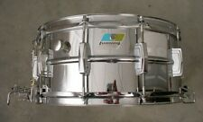 Early 70's LUDWIG 6.5X14 SUPER SENSITIVE SNARE DRUM, AMAZING CONDITION!