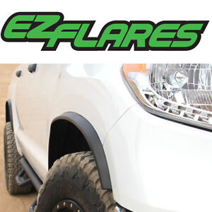 EZ Flares Universal Flexible Rubber Fender Flares Super Easy Peel & Stick CHEVY