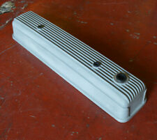 CHEVY 216 261 235 STRAIGHT SIX FINNED ALUMINUM VALVE COVER INLINE 6 CUSTOM VTG