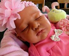 Josie Leigh By Conny Burke Reborn OOAK Ultra Realistic Lifelike Baby Doll W/COA