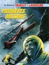 TANGUY ET LAVERDURE - T21 : Premières missions - (R)