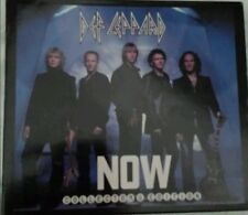 DEF LEPPARD  NOW 2CD COLLECTOR'S EDITION