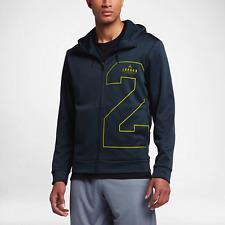 Nike Air Jordan Therma Two-Three Men's Basketball Hoodie - Size MD  831380 454
