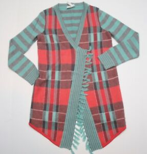 Girls Matilda Jane Once Upon A Time 435 Orange Marmalade Sweater Size 8