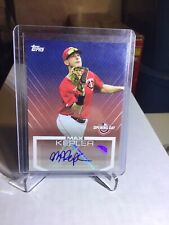 2020 Topps MAX KEPLER Opening Day auto autograph Twins