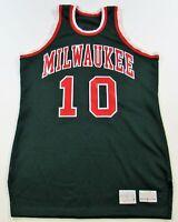 1975 Bobby Dandridge Game Used Milwaukee Bucks Jersey With COA