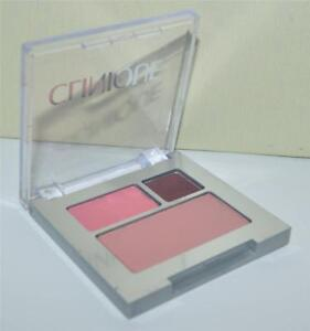 CLINIQUE Cupid #08 Blush & AX Chocolate Covered Cherry/2W Blushed Eye Shadow DUO