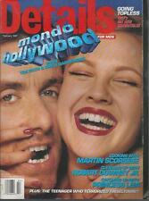 TIM ROTH Drew Barrymore ROBERT DOWNEY JR Martin Scorsese JESSICA KAPLAN 1997