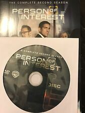 Person of Interest – Season 2, Disc 6 REPLACEMENT DISC (not full season)