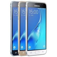 Samsung Galaxy J3 2016 SM J320 DS DUAL SIM  8GB 8MP ALLE FARBEN VORRÄTIG NEU OVP