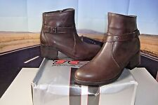 8050W TCX Boulevard Boots Brown Nero Womens Motorcycle Waterproof EU 41 USA 9 HB