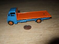 DINKY SUPERTOYS GUY FLAT TRUCK No 512 VINTAGE DIECAST MODEL MECCANO FLATBED RARE