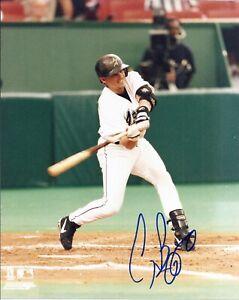 """Craig Biggio Houston Astros 8"""" X 10"""" Autographed Color Photo"""
