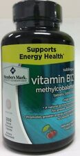 Member's Mark Vitamin B12 Sublingual 5000 mcg Cherry 300 Quick Dissolve Tablets