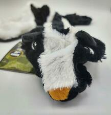 Bow Wow Pet Products Flat xLarge Animal Skinnies Dog Toy Only Skunk included