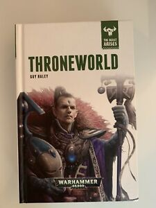 The Beast Arises Series: Throneworld by Guy Haley (2016 Hardcover)