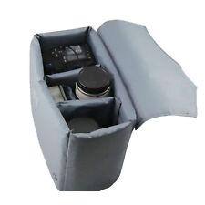 Waterproof Shockproof Partition Padded Camera Bag SLR DSLR TLR Insert Protection