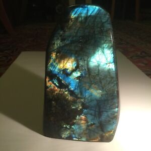 Labradorite crystal Prism 5.8 Kg