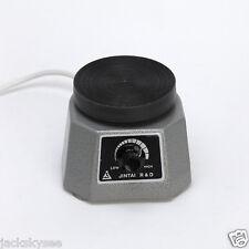 "Selling Dental Lab Equipment Vibrator 4"" Round Shaker Oscillator Investment 100W"
