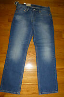 Levis 541 Athletic Fit Jeans 30 - 50 NEW Medium Blue Wash Gray Charcoal