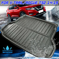 Floor Mat For Nissan X-Trail Xtrail T32 2014-2019 Boot Liner Cargo Tray Trunk