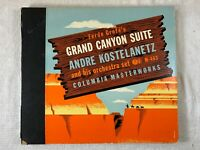 FERDE GROFE Grand Canyon Suite - 1946 Columbia M-463 4x78 RPM - VG+