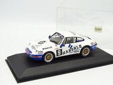 Minichamps 1/43 - Porsche 911 993 Haberle ADAC GT-CUP #9 1994