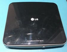 MASTERIZZATORE ESTERNO LETTORE DVD CD/RW LG SLIM DUAL LAYER USB PORTATILE BLACK