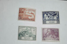 Pre-Decimal Mint Never Hinged/MNH Pitcairn Islander Stamps