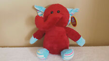 "NEW 11"" Elephant, Toy, Doll, Stuffed Animal, Calplush"