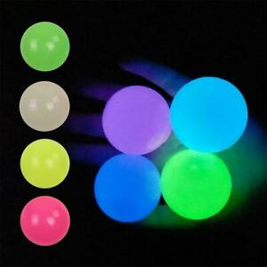 Sticky Balls Sticky Balls For Ceiling Stress Relief Toys Globbles Stress E4M4