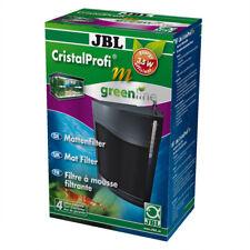 JBL CristalProfi M Greenline-Nattes Filtre Incl. Pompe f. Aquariums de 20 - 80 L