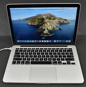 """Apple MacBook Pro Laptop i5-5287U 2.9GHz 8GB 512GB SSD HD 10.15 Catalina  13.3"""""""
