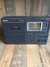 Sangean Ats 818acs World Band Receiver With Tape Deck