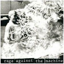 RAGE AGAINST THE MACHINE - RAGE AGAINST THE MACHINE  CD 10 TRACKS METAL NEU