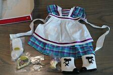 American Girl Doll Addy Dress & Sewing Set w/box~Free ship