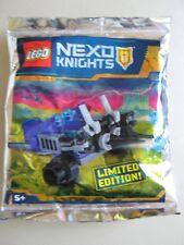 LEGO Nexo CAVALIERI POLYBAG-GIGANTI di pietra PISTOLA 271719 NUOVO con confezione