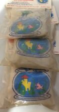 DR DANIELS CATNIP FILLED CAT TOY FISH BOWL SACK LOT. FREE SHIPPING TO THE USA