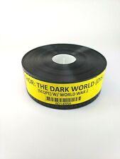 THOR The Dark World w/ World War Z 35mm Film Movie Trailer Scope PG-13 2013