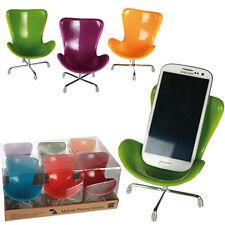 Soporte para Teléfono Móvil Silla Novedad Regalo Casa Soporte Universal Iphone Samsung Nuevo