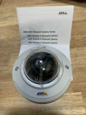 Axis M3044-V Security Camera Ip White Dome