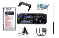 Yaesu FT-991A HF/VHF/UHF All-Mode Transceiver-- Mobile Installation Bundle!!
