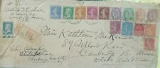 O) 1931 FRANCE, LOUIS PASTEUR SC 189 -MARCELIN BERTHELOT SC 242-SOWER 40c 25c 20