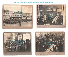 RARE old Argentine authorized dealer car Ford 6 old photos Ellis Hampton 1920