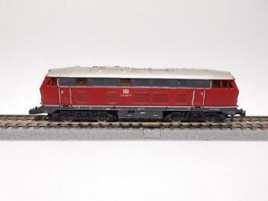 MÄRKLIN MINICLUB 8875 Diesellok BR216 rot (50838)